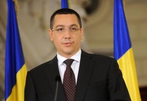 Ponta, in plenul Camerei: Regret faptul ca nu toţi au putut vota in Diaspora, am platit pretul politic
