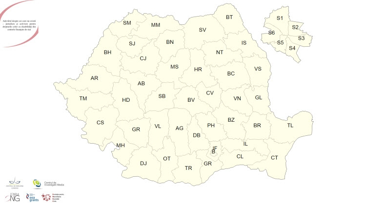 Harta mortii – o radiografie la detaliu a dezastrului din asistența socială românească
