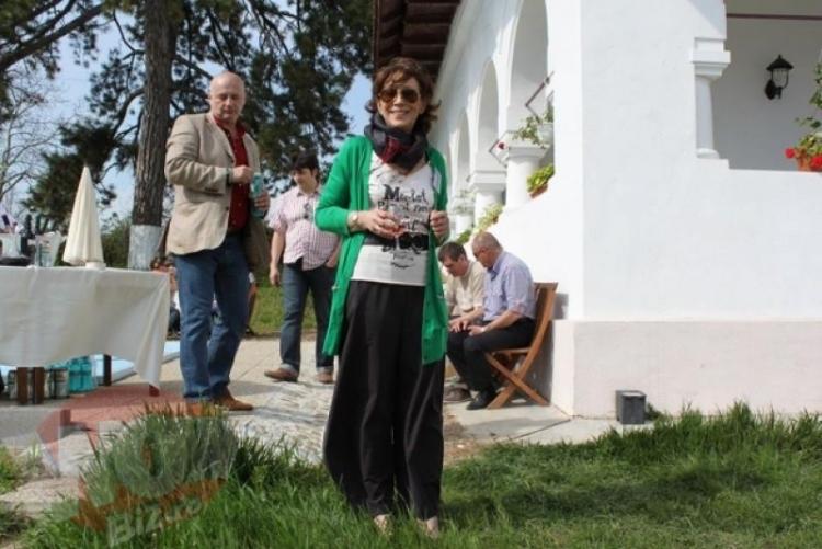 Bani buni din pandemie pentru conacul Liviei Popescu Tăriceanu