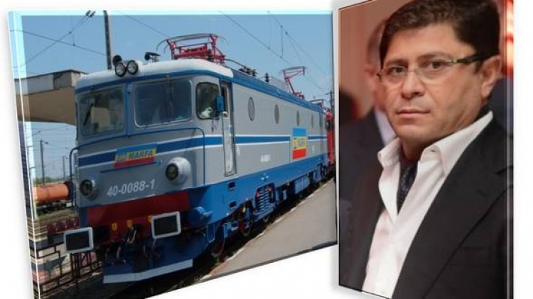 Rolling Stock Company, Gruia Stoica's weapon against CFR Marfa
