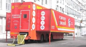 Containerul mobil ATI de la Babeș, avizat de DSP anterior conectării lui la oxigen